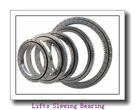 Excavator Small Swing Ring Bearing Slewing Ring