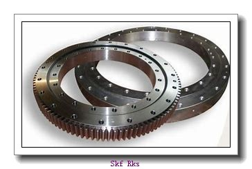 Light Series Single-Row Slewing Ring Bearing with Flanges