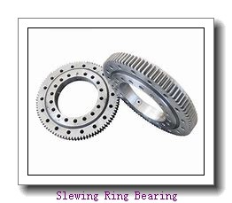 Grader Customized Turntable Slewing Ring Bearing for Engineering Machine