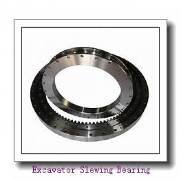 Excavator PC450-6 internal Hardened gear  raceway slewing ring  bearing Retroceder