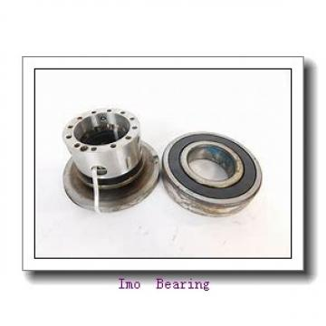 internal gear slewing ring bearing with flange for conveyors