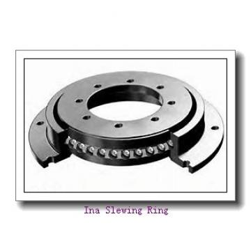 3 inches single worm single axis  slewing ring drive with 24 V DC motor