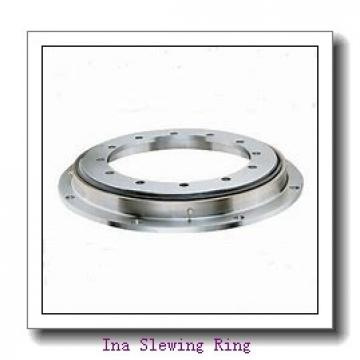 3 inches worm shaft SE enclosed housing aerial platform slewing drive