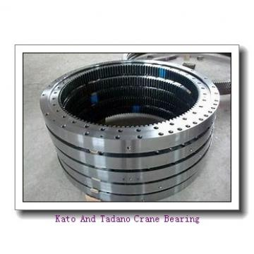Single-Row Four Point Angular Contact Slewing Ball Bearing External Gear 9e-1b22-1087-1015