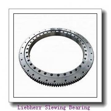 CRBF8022 AD UU slewing bearing for scissor lift table