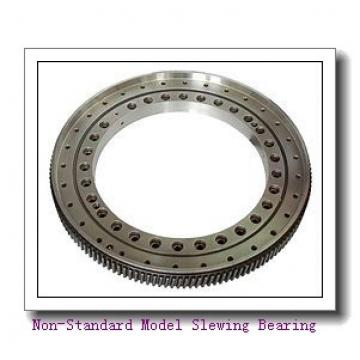 Wanda Three Row Roller Slewing Bearing with External Gear