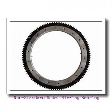 Precision Slewing Ring Bearings with External Gear for Cranes