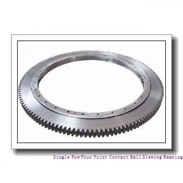 Light Series Slewing Ring Bearing with Flanges RKS. 21 0411