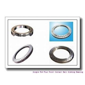 High Precision Light Type Thin Section Nongeared  Slewing Ring Bearing