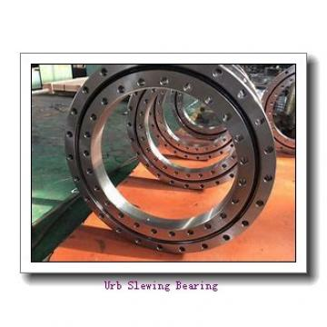 Used For Food Machine Thin Section Flange Type Slewing Bearing With Good Quality