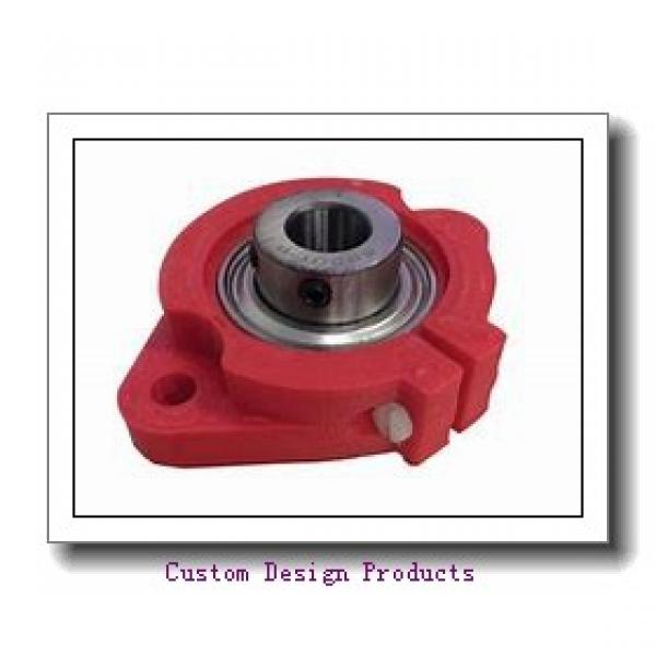 VU360680 Four point contact slewing bearing (without gear teeth) #1 image