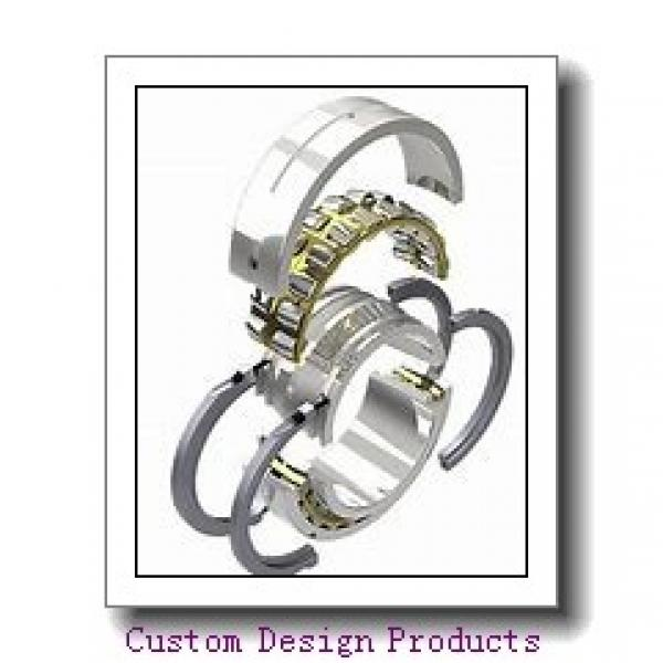 Light Weight Flanged  Slewing Ring Bearing  for Welding Positioner #1 image