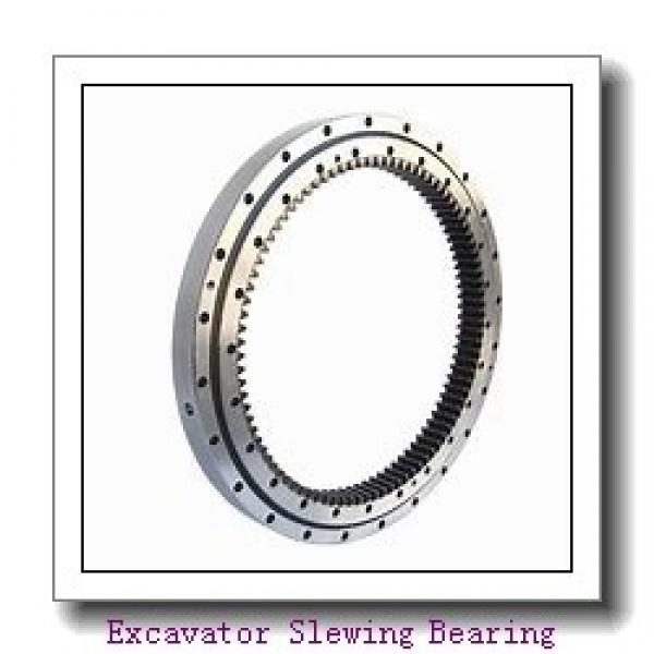 Large Bearing Capacity Double Row Ball Slewing Bearing 023.40.1600 For Tower Crane #1 image