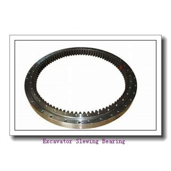TOP-quality slewing drive SE14-85-H-25R for truck crane #1 image