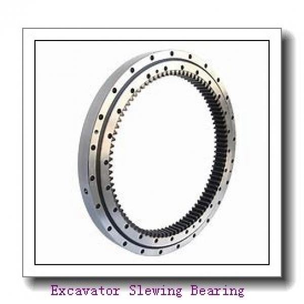 Three Row Roller Slewing Ring Manufacturer For Stacker-reclaimer #1 image