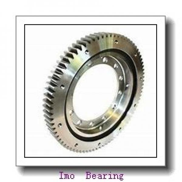 single row crossed roller slewing ring bearing for welding robot #1 image
