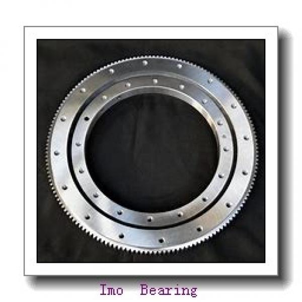 High Precision With Compact Structure Single Row  Roller Slewing Bearing 112.32.1250 #1 image