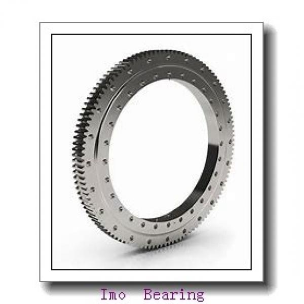 Customized Single Axis Worm Gear Slewing Drive WEA17 For Rotary Table #2 image
