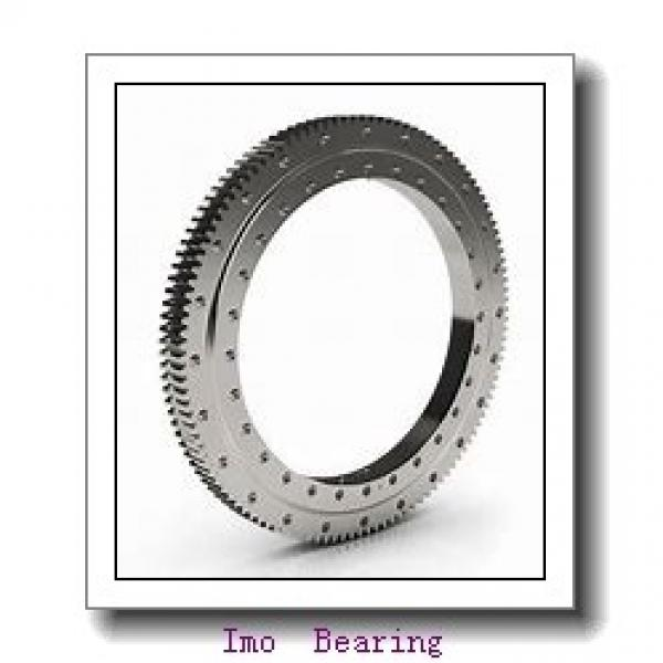 China Manufacturer Single  Row Slewing Ring For  Ship Deck Cranes #3 image