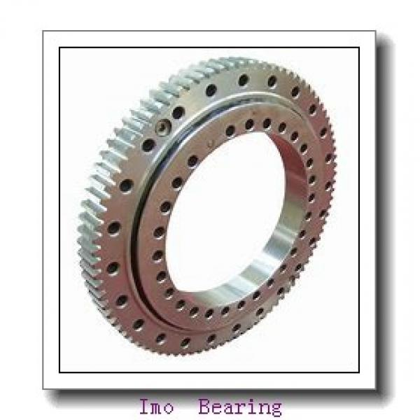 XU060111 Crossed roller slewing bearings (without gear teeth) #2 image