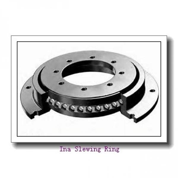 smallest size 3 inch single worm slewing drive SE3 for solar tracker #1 image