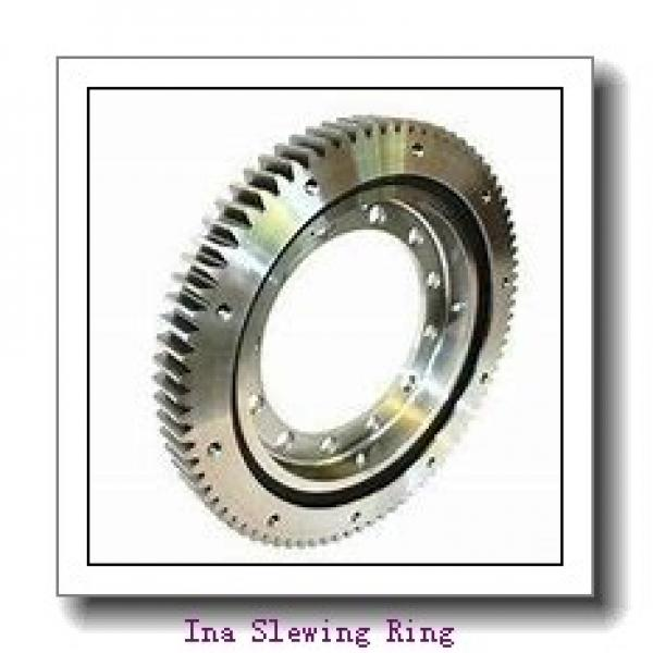 SE7 With Hydraulic Motor Worm Gear Slewing Drive For Automatic Machine #1 image