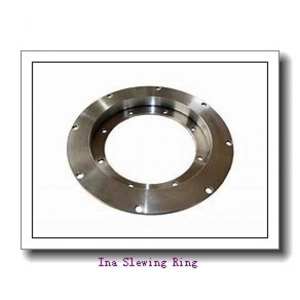 single row crossed roller slewing ring bearing for transport crane #1 image