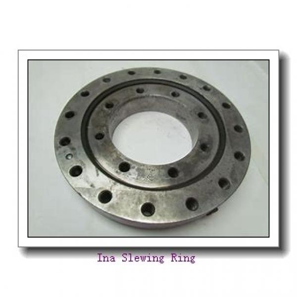 PC228 excavator internal Hardened gear 40 holes slewing ring  bearing Retroceder #1 image