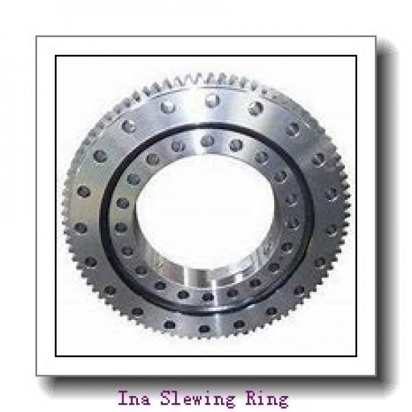 Three Row Roller Slewing  Ring Manufacturer for Construction Machine #2 image