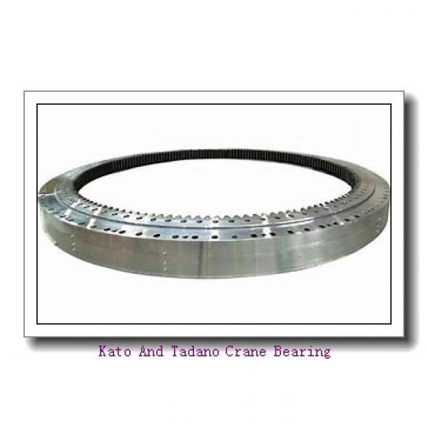 Single-Row Crossed Roller Slewing Bearing - No Gear #1 image