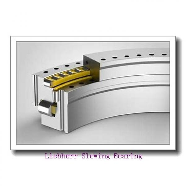 High Quality 50 Mn  Cross Roller Turntable Bearing Slewing Bearing Without Gear #2 image