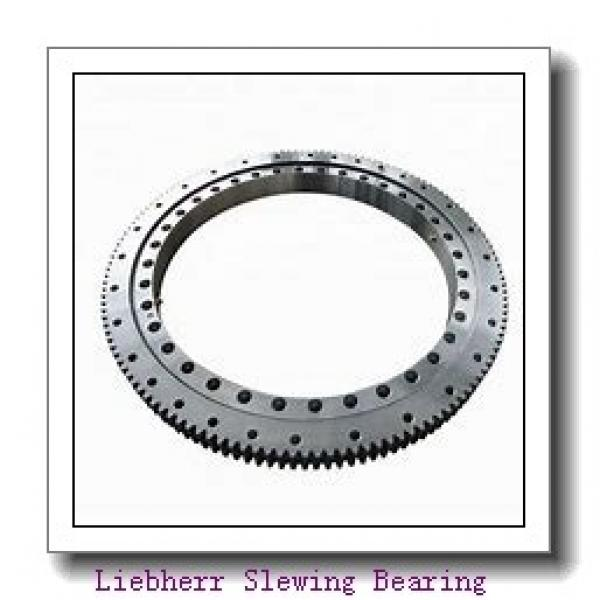 Light Load More Flexible Thin Section Flange Type Slewing Bearing #3 image