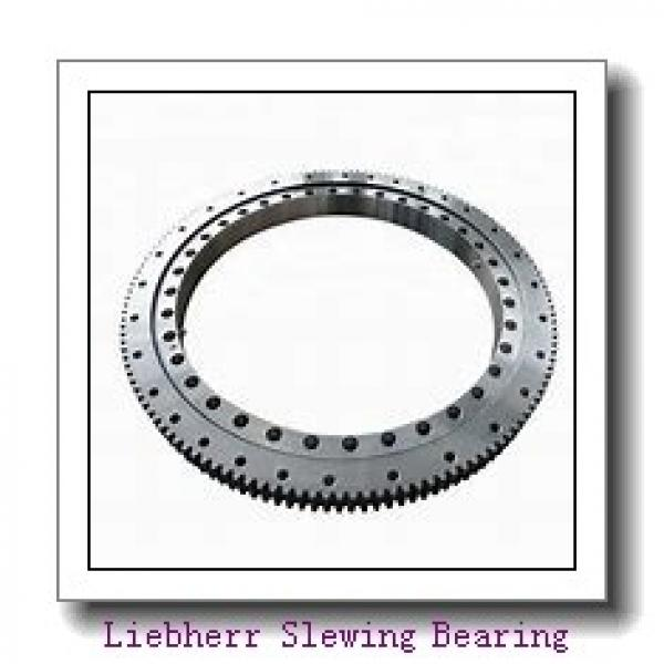 High Quality 50 Mn  Cross Roller Turntable Bearing Slewing Bearing Without Gear #3 image