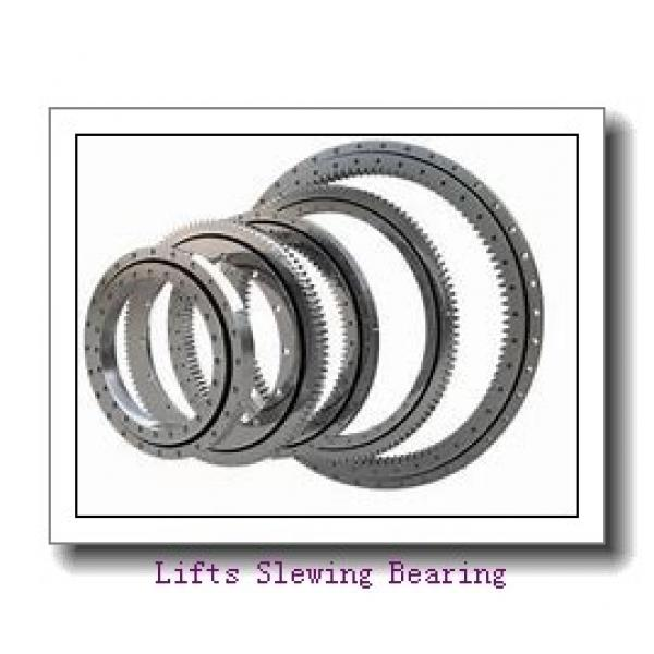 Excavator Slew Ring Single-Row Ball Slewing Bearings #2 image