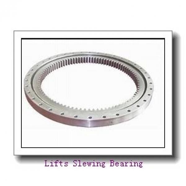 Excavator Slewing Ring Prices Turret Tower Crane Slewing Bearings #2 image