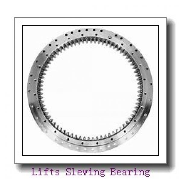 Excavator Tower Crane Turntable Slewing Bearing Ring Without Gear #2 image