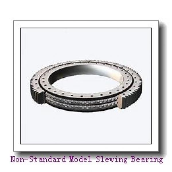 Heavy Duty Three Row Roller Slewing Bearing Ring #1 image