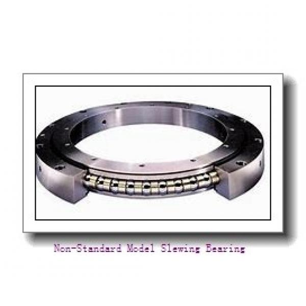 Port Crane Three- Row Roller Slewing Bearing Ring #2 image