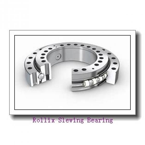EX120-5  50 Mn  hardened  raceway and internal gear  slewing  bearing Retroceder #1 image