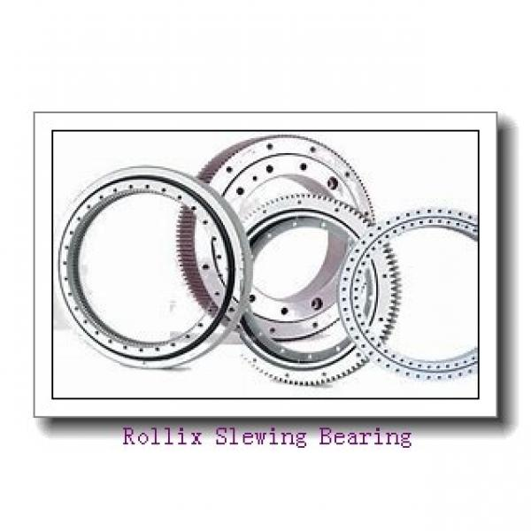 High Precision Double Row Ball Slewing Bearing For Tower Crane #1 image