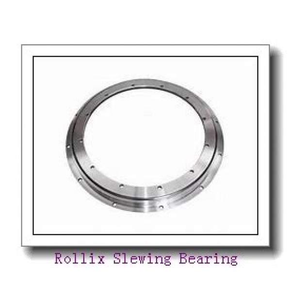 China Factory Good Quality Thin Section Slewing Bearing Uesd For Environmental Machine #2 image