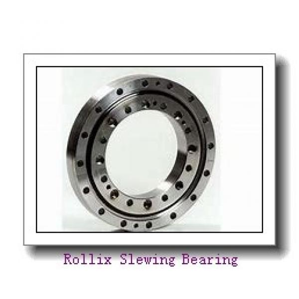 High Precision Double Row Ball Slewing Bearing For Wind Power System #1 image