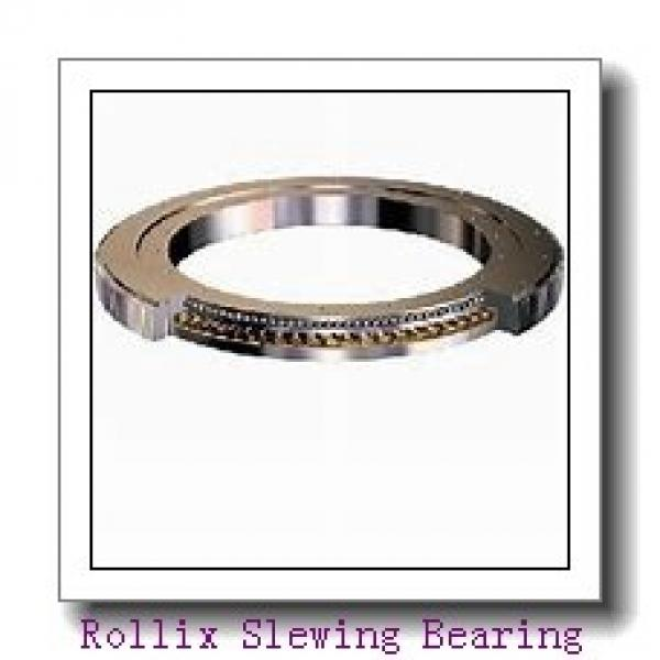 China Factory Good Quality Thin Section Slewing Bearing Uesd For Environmental Machine #1 image