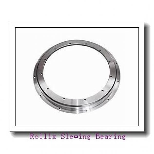 113.28.1120 Good Quality Internal Gear Single Row Crossed Roller Slewing Bearing #1 image