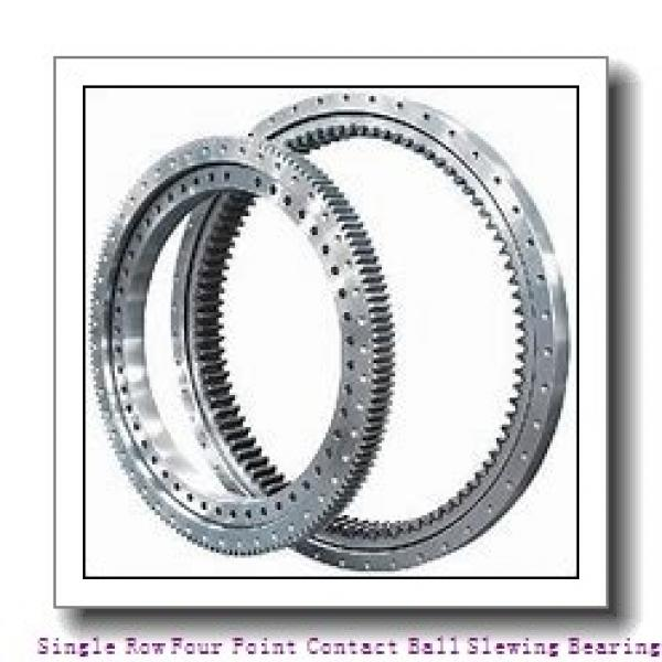 High Precision Turntable Bearing Producer For Petrochemical Machinery #2 image