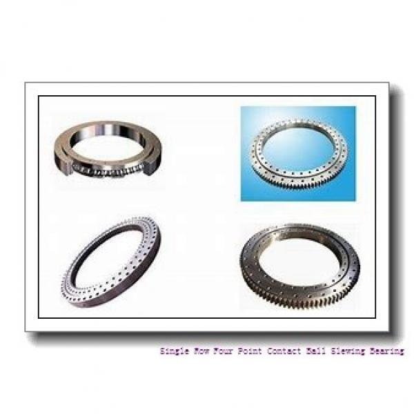 High Precision Light Type Thin Section Nongeared  Slewing Ring Bearing #2 image