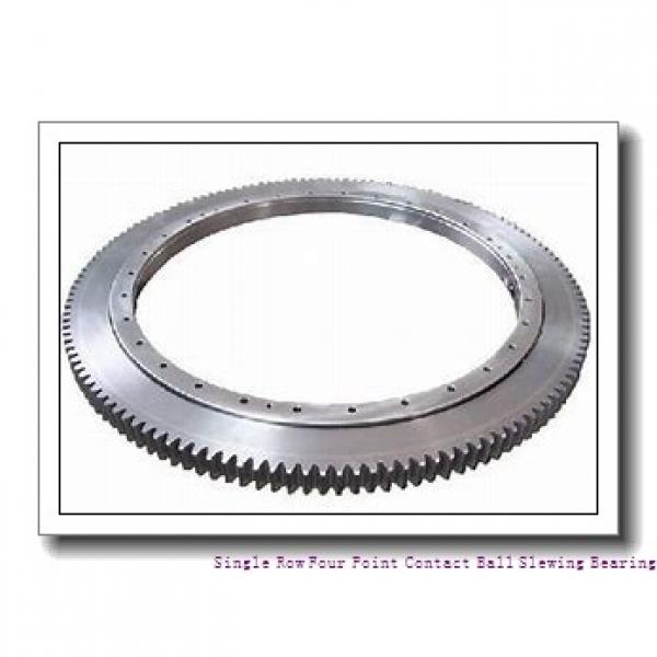 Light Series Slewing Ring Bearing with Flanges RKS. 21 0411 #2 image