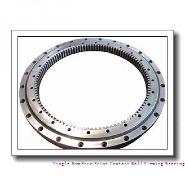 Thin section without gear bearing VLU200414 slewing ring bearing #2 image