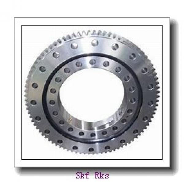 Light Series Slewing Ring Bearings with Flanges in China #2 image