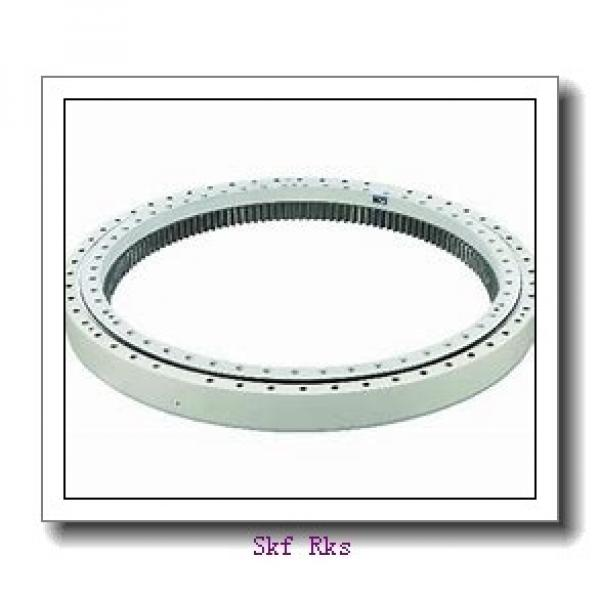 General Machine Parts with Flange Four Point Contact Ball Slewing Bearing #1 image
